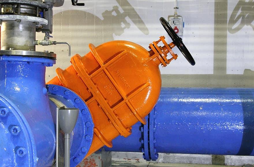 Les différents types de compteurs d'eau